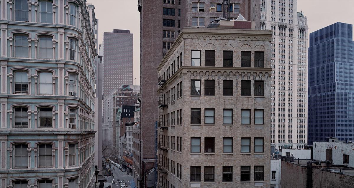 New York City Building Night Views